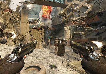 Violent Video Game Benefits