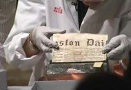 Revolutionary War Era Time Capsule is Unearthed in Boston
