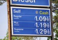 Plummeting Gasoline Prices