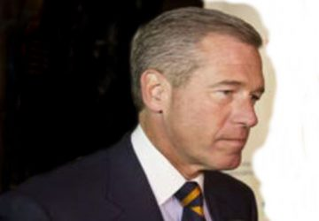 Why the Media Ratted Brian Williams Out