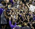 College Basketball Court Storming is Playing With Fire