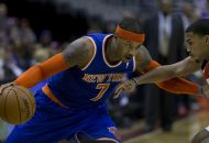 Carmelo Anthony Promotes Brand Over Team?