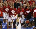 NCAA March Madness: Wisconsin Leads the West