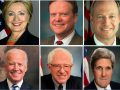 Would-Be Democratic Candidates: Wannabees, Also-Rans and Freaks