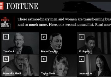Fortune Magazine Picks Another Round of 50 Great Leaders