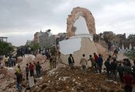 The 7.9 Quake Strikes Nepal, Most Powerful in 80 Years