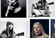 Joni Mitchell in Good Spirits at Los Angeles Hospital