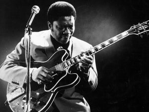 Blues Legend BB King Dead at 89
