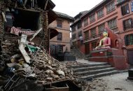 Another Deadly Earthquake Ravages Nepal