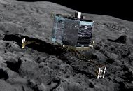 Philae Spacecraft Calls Home From Comet 67P
