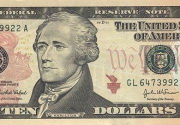 Woman to Join Hamilton on Ten-Dollar Bill