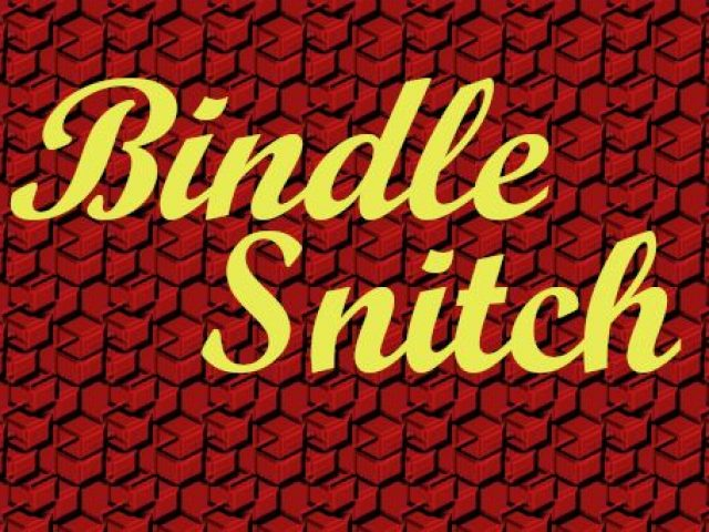 bindlesnitch on red