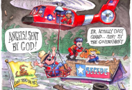 Politico Cartoon Ill-Timed, Offensive…But I'm Glad They Published It