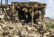 Iran Hunts for Survivors Following Devastating Earthquake