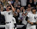 Judge Provides A's Verdict as Yankees Advance, 7-2