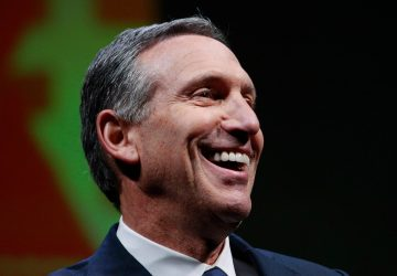 Howard Schultz Could Be the Third-Party Candidate to Win
