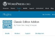 WordPress Hacks:  Removing the Block Editor Nag Screen