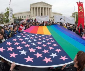 LGBT Rights-Persuasion? Force? The Court Correctly Chose Force