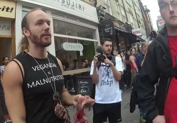 Two Men Fined for Eating Raw Squirrels to Protest Veganism