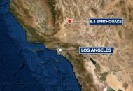 Southern California Hit With 6.4-Magnitude Earthquake