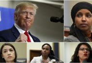 Trump Tells Congresswomen to Go Back to the Country They Came From