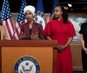 Divided House Passes Resolution Condemning Trump's Racist Remarks