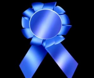 Apotheosis of a Cultural Failing-Blue Ribbons Just For Showing Up