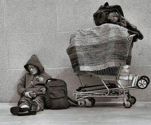 Criminals Feeding the Homeless