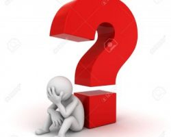 19613614-3d-man-sitting-with-red-question-mark-over-white-background