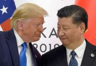 Trump Orders US Businesses To Leave China