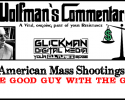 Mass Shootings-4 Minute Audio-(And Now Dayton-Tough to Keep Up)