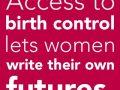 Birth-Control as Preventive Medicine