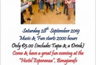 """Local Neutering Barn Dance"" on the Costa Del Sol!"