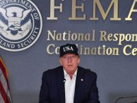 Trump Causes Confusion by Saying Record Storm will Hit Alabama