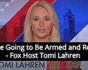 Tomi Lahren Claims We Need Guns for Defense Against Immigrants
