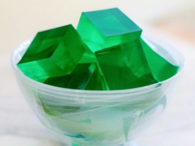 lime-jello