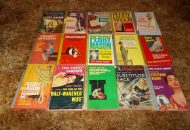 Book Covers-My Perry Mason Collection