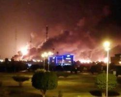saudi oil fields