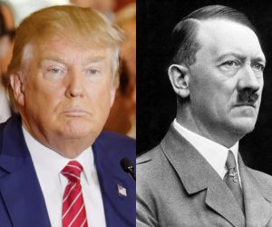 A Question About Resistance versus Denial: Trump and Hitler