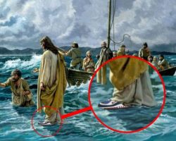 Nike Selling Out of Customized $3000 Jesus Shoe