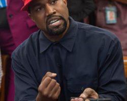Kanye West Claims $68 Million Tax Refund Was God's Reward