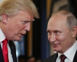 Trump's Syrian Pullout Leaves Putin in Charge