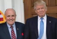 Trump Meets Giuliani for Lunch In Show of Support