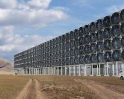 Canadian Company Plans to Make Fossil Fuels from CO2?
