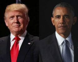Trump, Obama and, Newton's Third Law