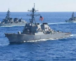 Black Sea Patrol Canceled After Trump Calls It Hostile to Russia