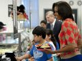 Trump Targets Michelle Obama's School Nutrition Guidelines