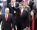 Venezuelan President Nicolas Maduro Charged by U.S.