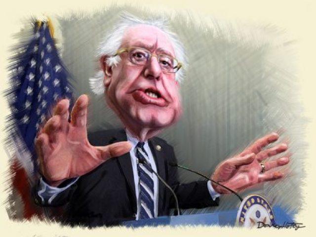 Bernie_Sanders_-_Caricature_(Painting)_(11299787754)