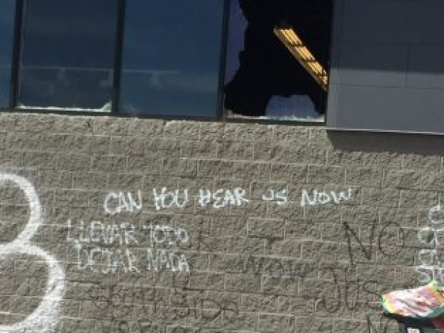 cub grafitti